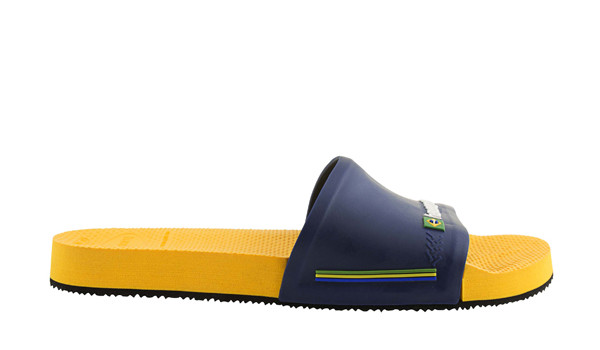 Slide Brasil, Banana Yellow 2