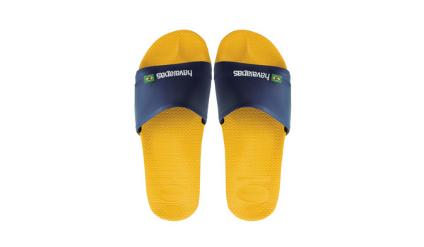 Slide Brasil, Banana Yellow 4