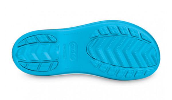 Crocband Jaunt, Electric Blue 3