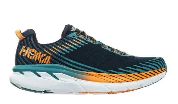 Clifton 5 Men, Black Iris/Storm Blue 1