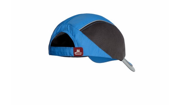 Competition Hat, Blue/Charcoal 2