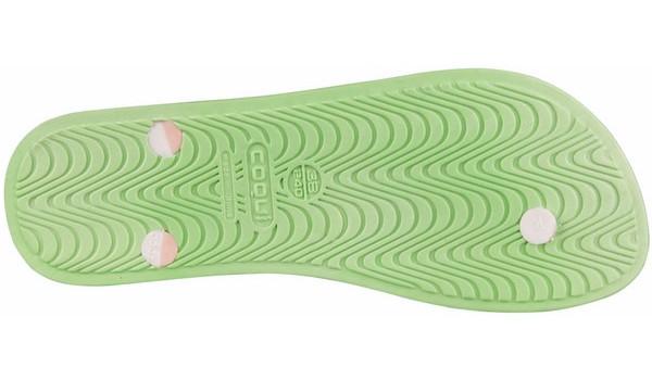 Kaja Flip, Lime/Candy Pink 3