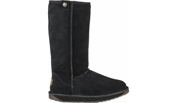 Coqui Tall Boot, Black 1