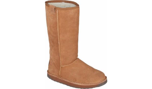 Coqui Tall Boot, Brown 4