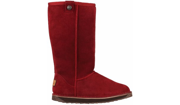 Coqui Tall Boot, Burgundy 1