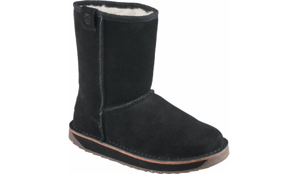 Coqui Short Boot, Black 4