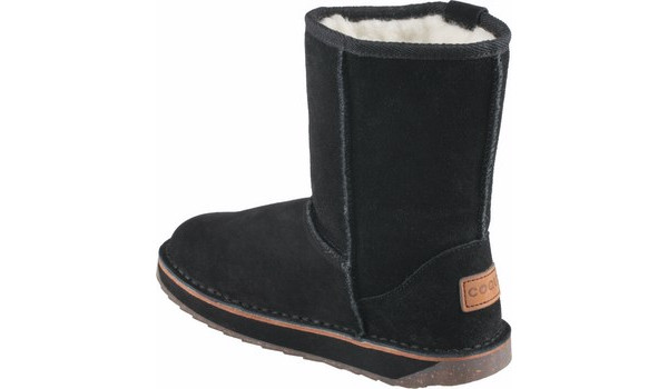Coqui Mid Boot, Black 2