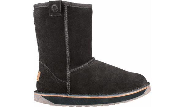 Coqui Short Boot, Black 1