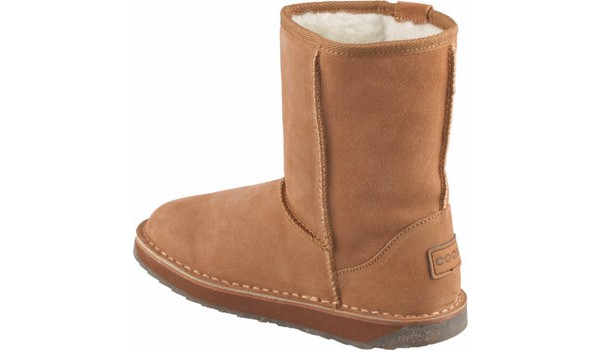 Coqui Short Boot, Brown 2