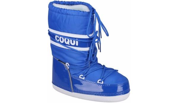 Kids Temu Snowboot, Blue 4