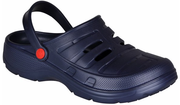 Kenso Work Clog, Navy 4