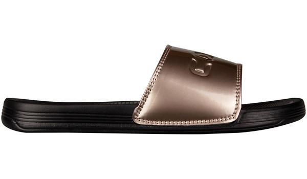 Sana Slipper, Black/Bronze 1