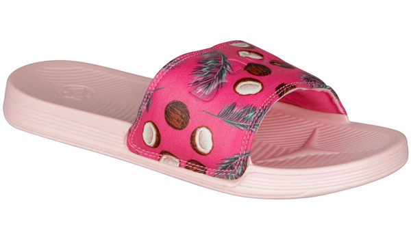 Sana Slipper, Candy Pink 4