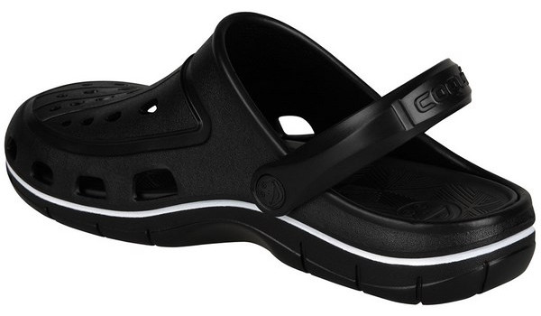Jumper Clog, Black/Antracit 2