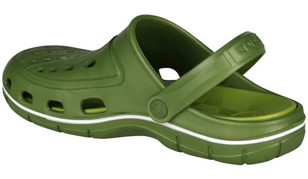 Jumper Clog, Kale Green/Green 2