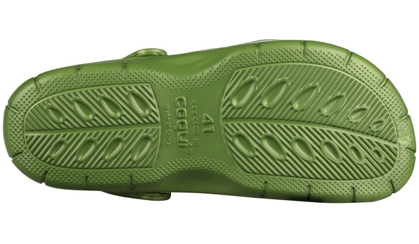 Jumper Clog, Kale Green/Green 3