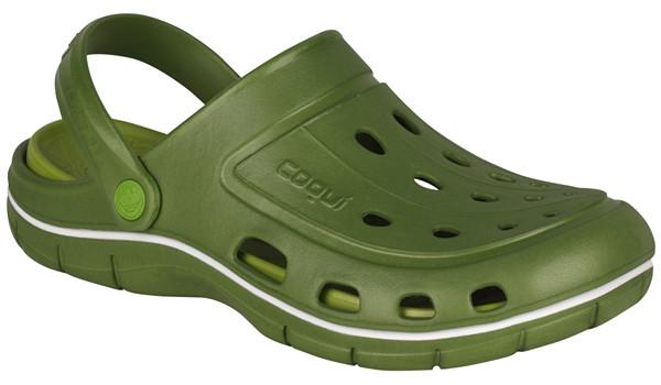 Jumper Clog, Kale Green/Green 4