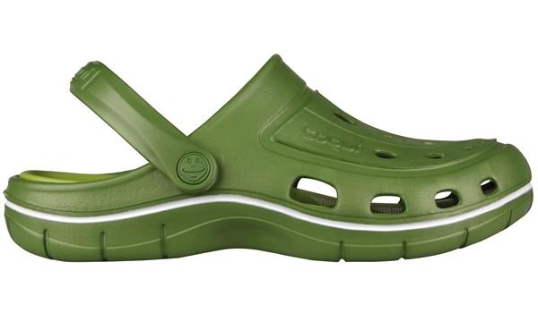 Jumper Clog, Kale Green/Green 1