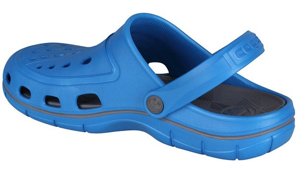 Jumper Clog, Sea Blue/Grey 2