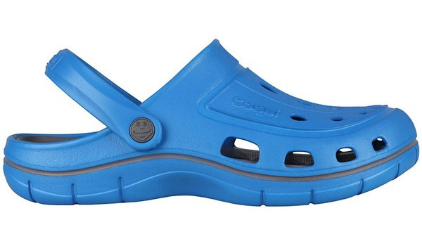 Jumper Clog, Sea Blue/Grey 1