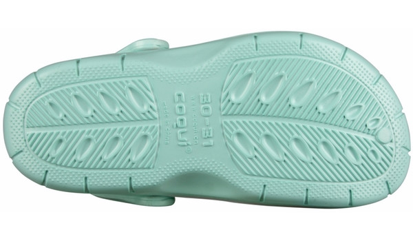 Kids Jumper Clog, Light Mint/Pink 3