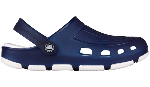 Jumper Fluo Clog, Navy/White 1