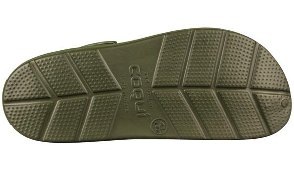 Lindo Clog, Army Green/Camo 3