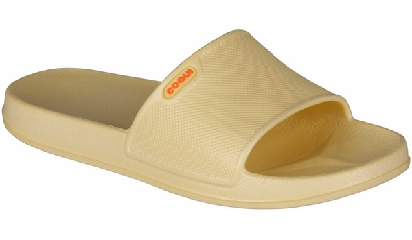 Tora Slide, Pastel Yellow 4