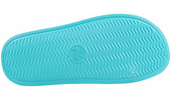 Tora Slide, Turquoise 3