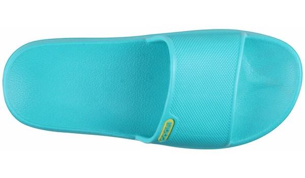 Tora Slide, Turquoise 5