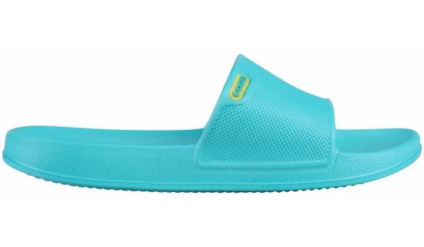Tora Slide, Turquoise 1