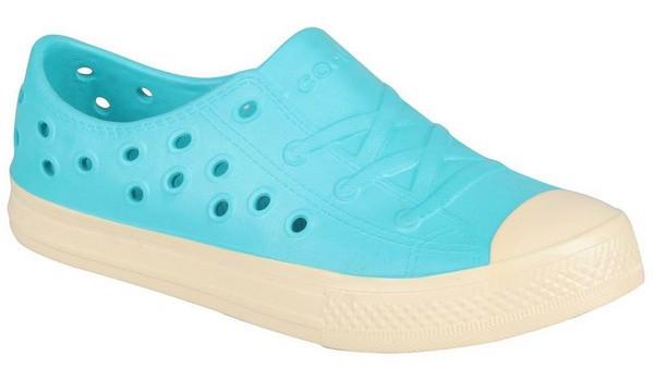 Kids Rento Sneaker, Turquoise 4