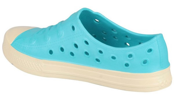 Kids Rento Sneaker, Turquoise 2