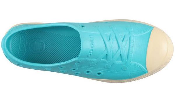 Kids Rento Sneaker, Turquoise 5