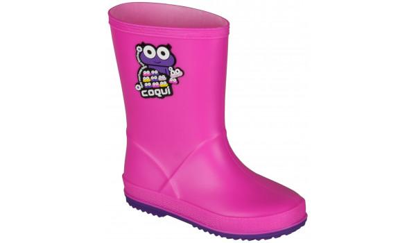 Kids Rainy Boot, Fuchsia/Purple 4