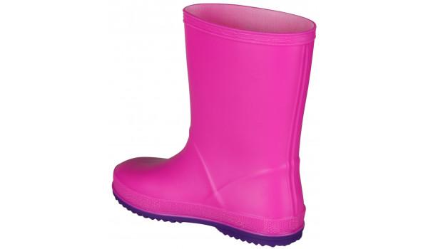 Kids Rainy Boot, Fuchsia/Purple 2