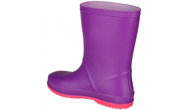 Kids Talking Tom & Friends Rainy Boot, Purple/Light Fuchsia 2