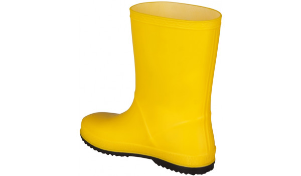 Kids Talking Tom & Friends Rainy Boot, Yellow/Antracit 2