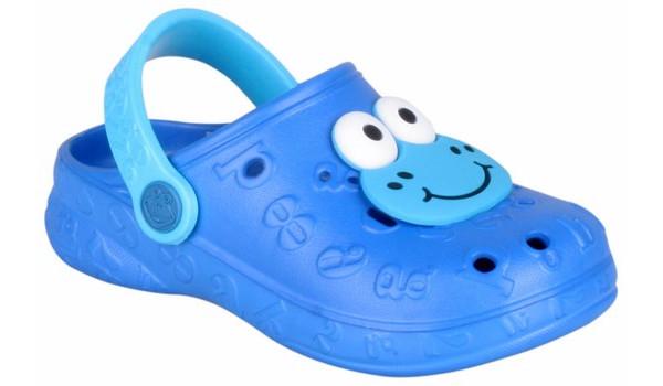 Kids Hoppa Clog, Royal 4