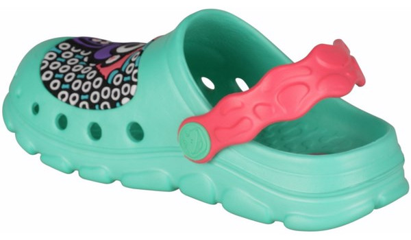 Kids Stoney Clog, Mint/New Rouge 2