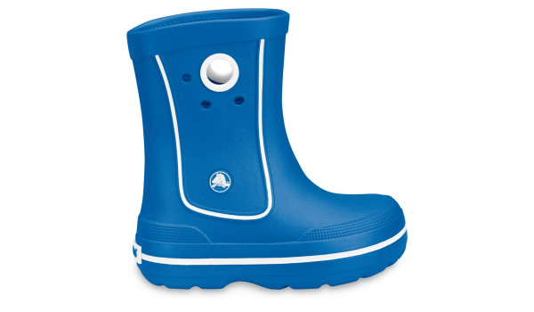 Kids Crocband Jaunt, Sea Blue 1