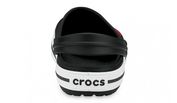 Kids Crocband, Black/Black 2