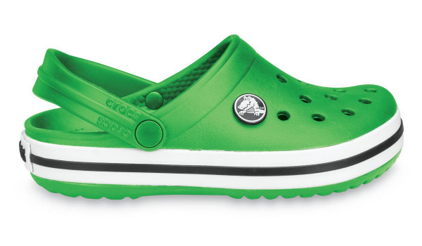 Kids Crocband, Lime/Lime 1