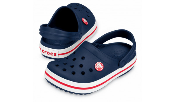 Kids Crocband, Navy 4