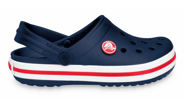 Kids Crocband, Navy 1