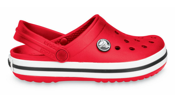 Kids Crocband, Red 1