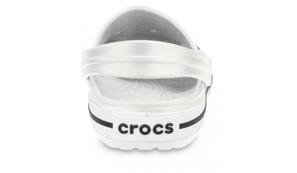 Crocband, White 2