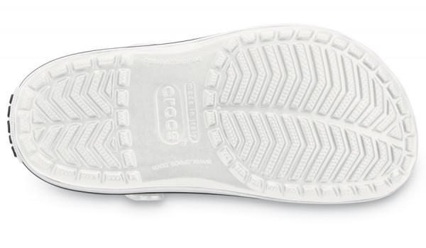 Crocband, White 3