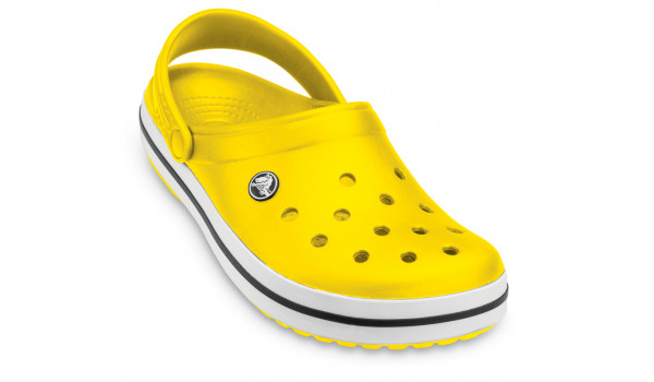 Crocband, Yellow/Yellow  5