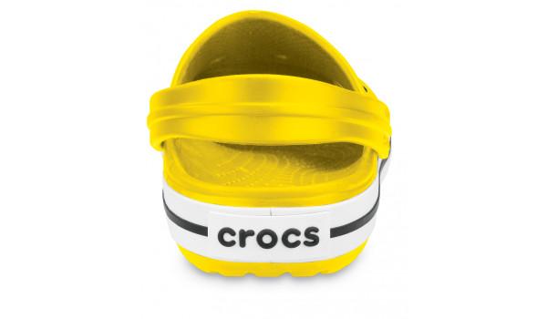 Crocband, Yellow/Yellow  2